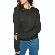SWELL Siren Womens Knits Charcoal Jumper