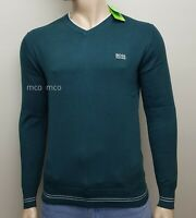 HUGO BOSS V-NECK  JUMPER FOR MEN'S  *Next Day Delivery*