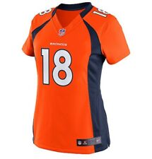 Nike Denver Broncos Peyton Manning Limited Jersey Women's Size Small 469866-834