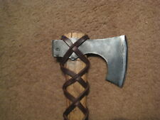 Viking Bearded War Axe B Robbins - Nordic axe - Fantasy battle axe - knife
