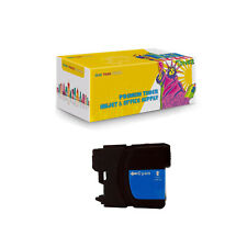 1Pack LC61 C Compatible Ink Cartridge for Brother DCP-165c MFCAN-290C