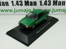 ARG12 Voiture 1/43 SALVAT Autos Inolvidables : Renault Fuego GTX 2.0 (1984)