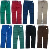Mens Men's AEROPOSTALE Bowery Slim Straight Leg Colored Jeans Pants NWT #5221