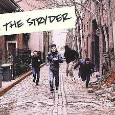 Masquerade in the Key of Crime by The Stryder (CD, Sep-2000, Equal Vision)