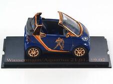 """Busch 99069 Smart Cabrio """"Acuario"""" Signo Del Zodiaco Limitado 100Stk 1:87 Nuevo"""