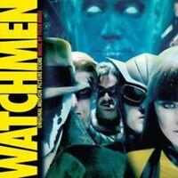 Tyler Bates - Watchmen - OMPST - New Yellow Vinyl LP