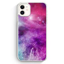Galaxy Universe Nebula Lila iPhone 11 Hülle Motiv Design Muster Mädchen Fraue...