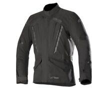 Alpinestars VOLCANO Black  Drystar - WP Motorcycle Waterproof Textile Jacket