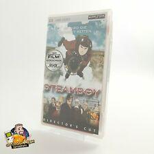 "Sony Playstation Portable UMD Video Film "" Steamboy "" DE Vers. PSP | SEALED NEU"