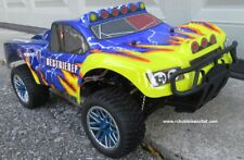RC Short Course Truck Electric 1/10 Scale 2.4G  4WD RTR Warranty 17100