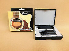 Belcat SH-85 Magnetic Sound Hole Pickup for Acoustic Guitars w/Jack Attachment