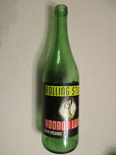 Rolling Stones Voodo Lounge Wine bottle KLOS 95.5 Tower Records RARE