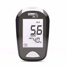GlucoRx HCT Blood Glucose Monitoring System & Ketone Meter