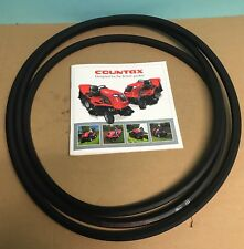 "Countax 22950200 Bb155 Deck Drive Belt (50"" Ibs)"