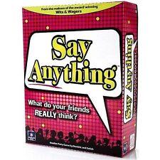 North Star Games 200nsg Say Anything Board Game