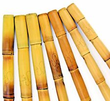 Egyptian Professional Ney Nay Flute Woodwind FULL Set 7 pcs  by ADEL FOUAD