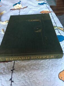 Lloyd Goodrich / Edward Hopper 1st Edition