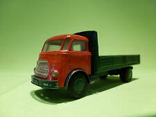 LION CAR  1:50 - KIKKER FRONTSTUUR  -  DAF  SIKKENS   -   IN REPAINTED CONDITION