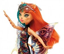 Monster High Jardin Ghouls Wing Toralei Doll