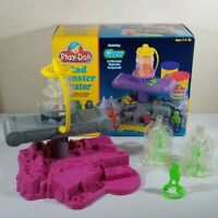 Vintage Rare 1994 Play-Doh Mad Monster Creator Set #22110 Incomplete -3 Monsters