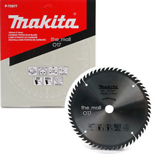 Makita P-72877 CUTTING CIRCULAR SAW BLADE CARBIDE TIPPED BLADE 60T kor