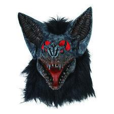 Mens Halloween Party Vampire Bat Mask Fancy Dress Horror Accessory