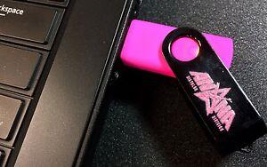 USB Flash Drive 8 GB - Fuchsia