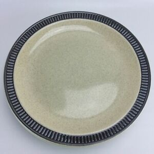 Sandalwood by Japan Salad Plate Brown Stoneware #4196