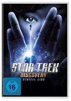 STAR TREK: DISCOVERY-STAFFEL 1 - SONEQUA MARTIN-GREEN/DOUG JONES/+  5 DVD NEU