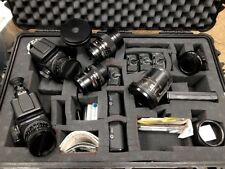 HASSELBLAD 500C/M 501C CAMERAS Camera Tons Of Extras! Case Photographers Dream!