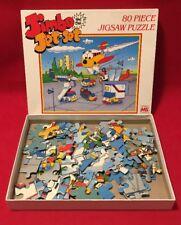 Vintage Jimbo and the Jet Set 80 Piece Jigsaw Puzzle Michael Stanfield 1986 BBC