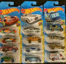 Hot Wheels 2020 HW Art Cars - Custom Set of 12 with Color Variations
