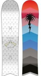 Capita Snowboarding Spring Break Slush Slasher Snowboard Mens 143 New 2021