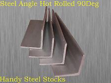 Steel Angle 50mm x 50mm x 3mm x 300mm Long