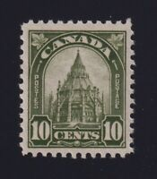 Canada Sc #173 (1930) 10c olive Library of Parliament Mint VF NH MNH