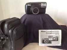 NIKON ZoomTouch 800 35mm Point & Shoot Autofocus 37-105mm Zoom Camera. #CA3