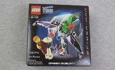 NEW Lego Studios 1374 Spiderman Green Goblin Set 55 PCs SEALED 2002