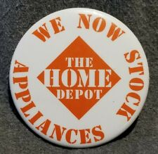 LMH Button Pin WE NOW STOCK APPLIANCES Refrigerators Ranges HOME DEPOT Employee