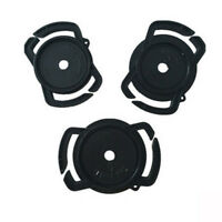 67mm 2 Pcs Universal Camera Lens Cap Anti-lostBuckle On Strap Holder Cover