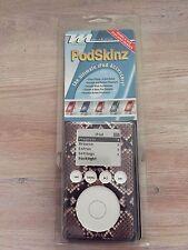 Snake Skin iPod skin for 3rd Generation, 10, 15 & 20 GB, iPod