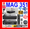 MAG 351 4K UHD HEVC 2GO 8GO WIFI 5G STREAMING MULTIMÉDIA IPTV OTT INFOMIR ENV FR