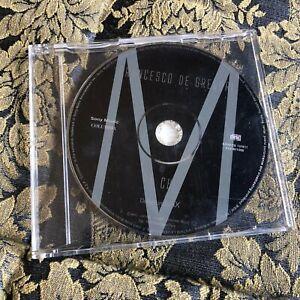FRANCESCO DE GREGORI cd singolo promo A CHI