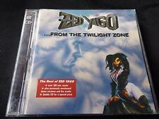 Zed Yago - From The Twilight Zone (The Best Of  RARE DOUBLE CD 2002)