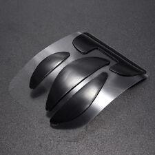 BLACK concorrenza Logitech g700/g700s Mouse Giochi hotline Piedi Tappetino in Teflon 0.6mm
