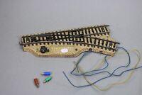 Y1173 Marklin M Train Ho Rail 5119 Aiguillage electromagnetique déviation droite