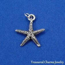 Silver STARFISH CHARM Star Fish Ocean Beach Nautical PENDANT *NEW*