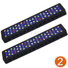 2PCS Mars Aqua 300W LED Aquarium Light Full Spectrum Lighting Reef Coral SPS LPS