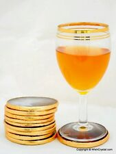 Agate plate coaster best for energy generator energize ur drinks