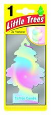 1 X Magic Tree Little Trees Car Home Air Freshener Scent        COTTON CANDY!