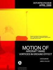 Motion of Aircraft Wake Vortices in Ground Effect by David Burnham, James...